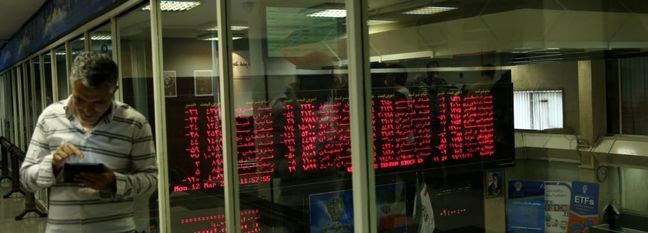 Tehran Stocks Open Higher