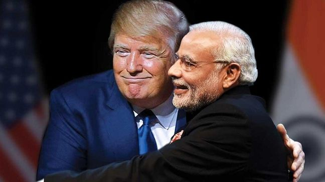 Trump Looks Forward to 'Strategic' Talks With 'True Friend' Modi