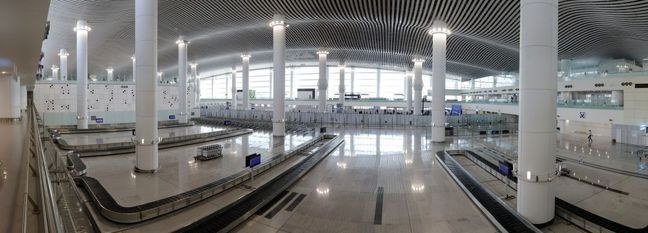 New Terminal Boosts Tehran IKAC Airport City's Passenger Capacity by 80%
