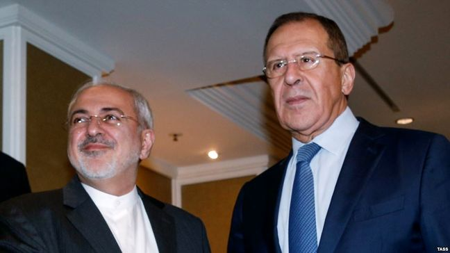 Iran, Russia discuss 'excellent' outcome of Syria conference