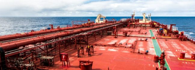 Shipping Rates for Mideast Oil Surging