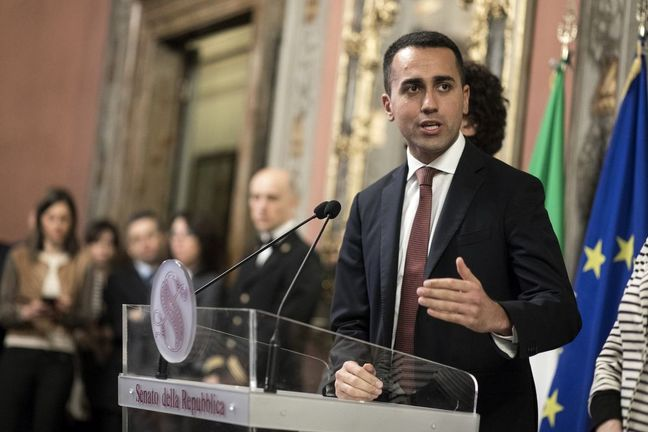 With Italy's Coalition Talks Failing, Five Star Seeks June Vote