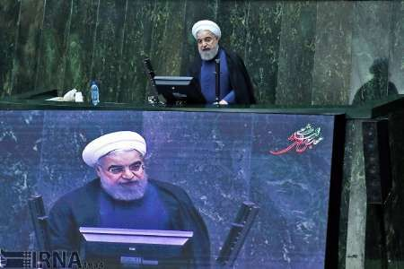 President Rouhani: Government eying 5 percent growth rate by year end