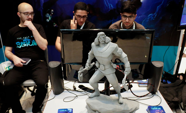 Tehran Game Convention, a Big Draw for Int'l Players