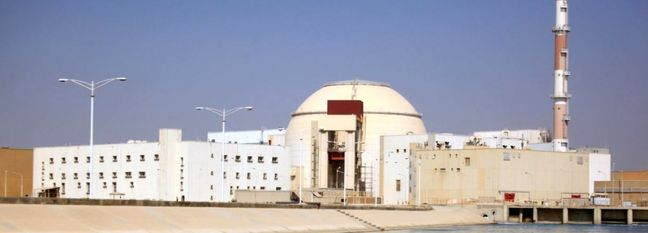 Bushehr Nuclear Power Plant Restarts