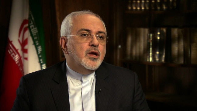 No to US troops in Syria, nuclear deal to stay, Iran's foreign minister says