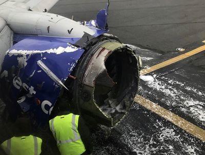 'Sheer Panic' Grips Cabin in First Fatal U.S. Flight Since 2009