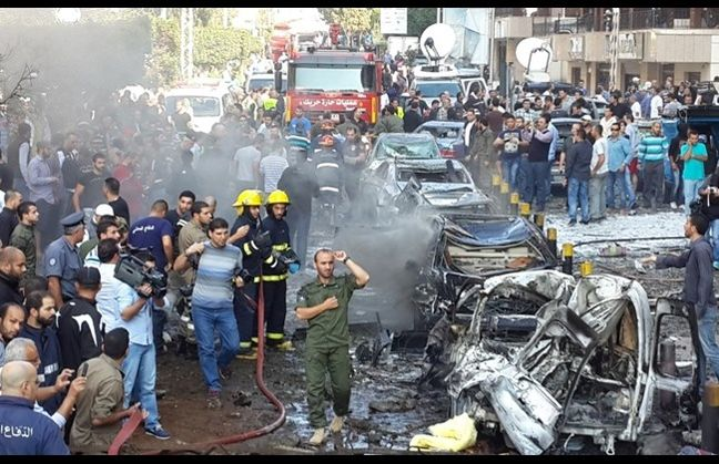 Lebanon arrests agent involved in car-bombing Iran embassy in Beirut