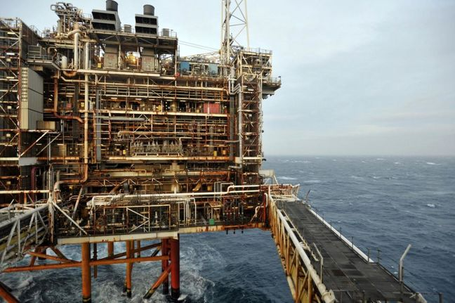 BP Licensed to Operate Rhum Gas Field With Iran