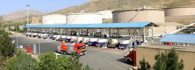 NIOPDC Contests Danger of Fuel Depots in and Around Tehran
