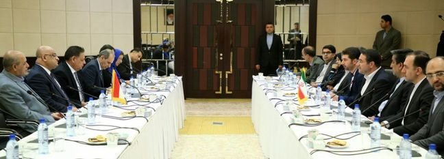 Iran, Iraq Vying for $20b Annual Trade Target
