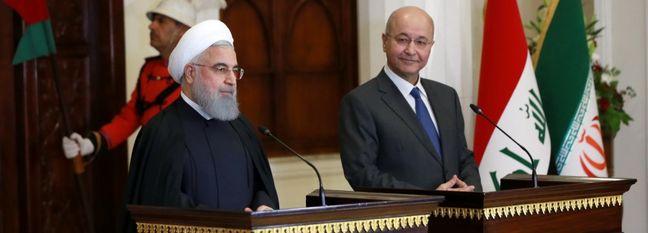 Iran, Iraq Vow to Boost Ties Despite US Pressure