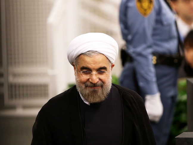 Rouhani Promises to Expand Social Welfare