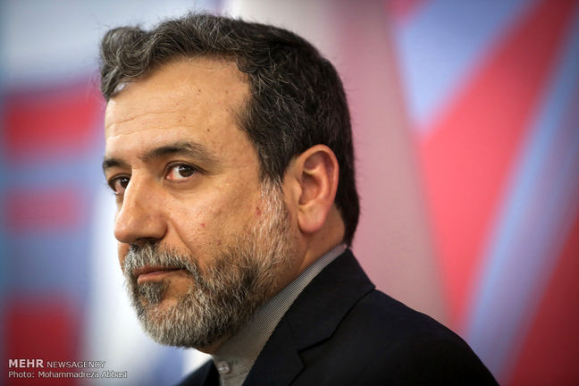 Araqchi Warns of Narrowing Scope for Diplomacy on JCPOA