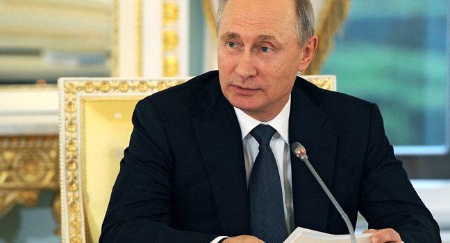 Iran's current oil output levels isn't fair: Putin