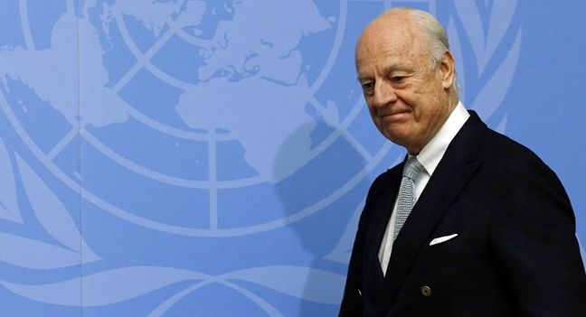 """UN Hails """"Significant Drop"""" in Syria Violence"""