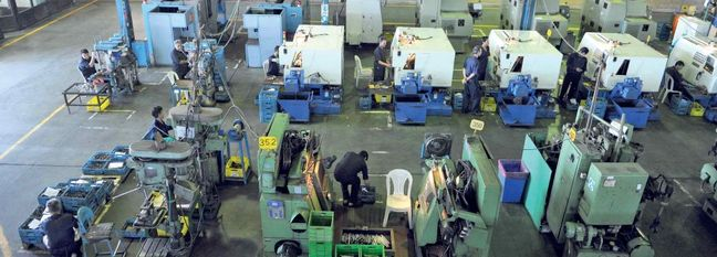 Industries PPI Inflation at 23.8% in Q1