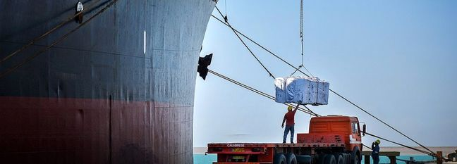 Intermediate Goods Account for 63 Percent of All Iran Imports