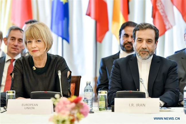 JCPOA Joint Commission reviews technical aspects of nuclear deal, lifting sanctions