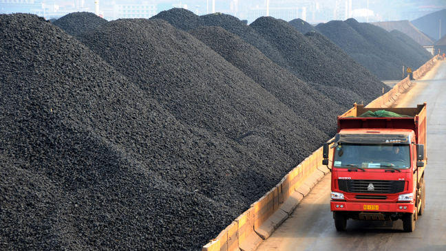 Coal: after the $100 per metric ton boom, how long until the bust?