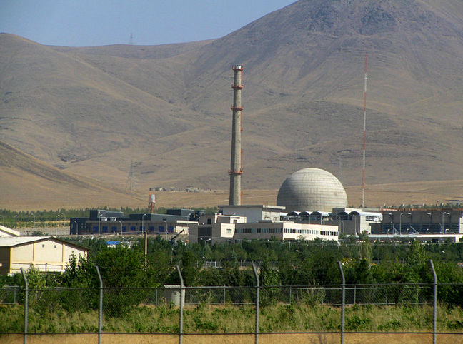 Arak Reactor's Secondary Circuit Operational