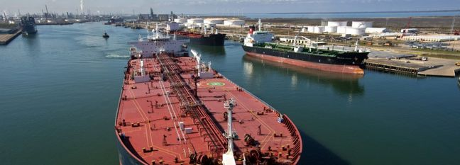 US Penalties 'Have Not Deterred Much' of Sino-Iran Oil Trade