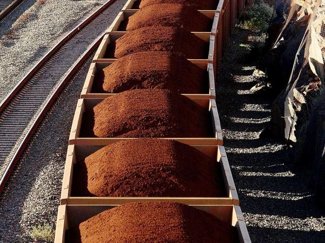 Iron Ore Exports to Cease by March 2019