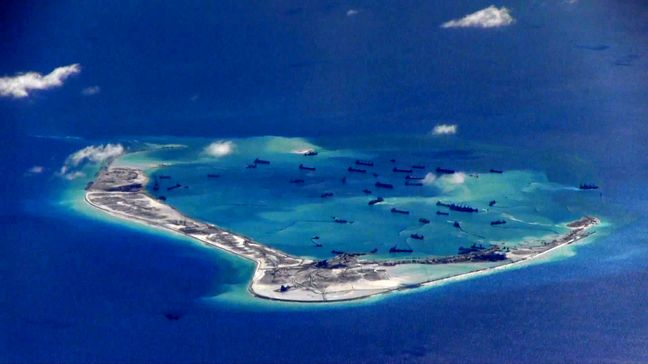 As World Watches Kim, China Quietly Builds South China Sea Clout