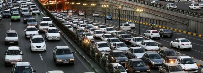 Tehran Traffic Snares Return With Early School Reopening