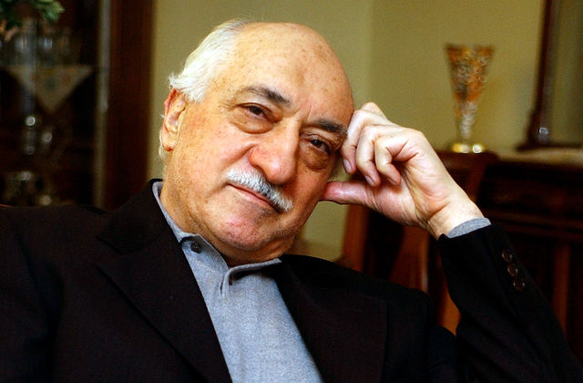 "Turkey Shows ""Evidence"" of Gulen's Role in Coup"