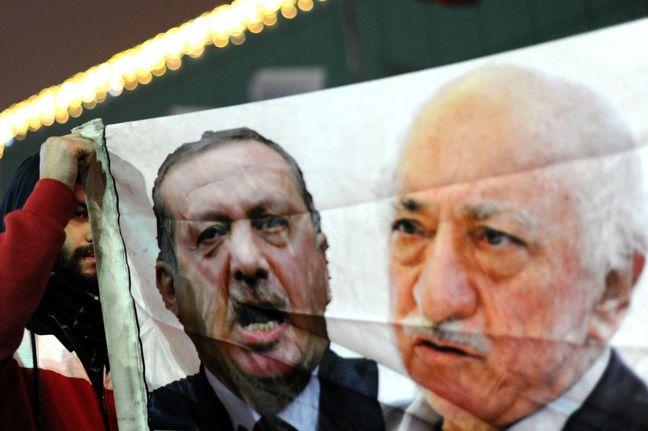 U.S. Justice Department to Dispatch Team to Turkey for Gulen Probe