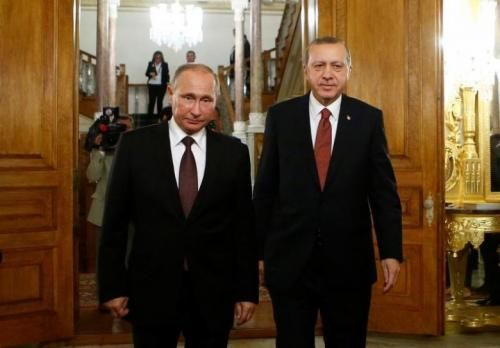 Russia, Turkey Broker Syria Truce in Step Toward Peace Deal