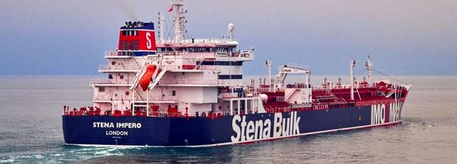 UK-Flagged Tanker Caused Accident, Ignored Distress Calls