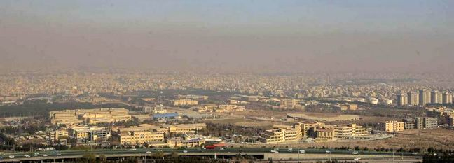 $3.4m to Help Ease Air Pollution in Isfahan