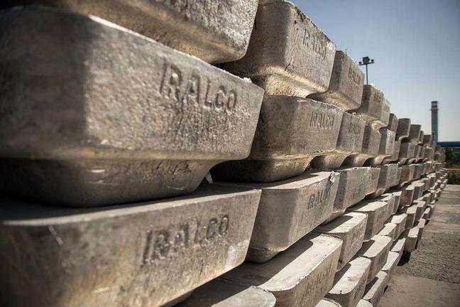 Iran's Aluminum Production Registers 10% Growth