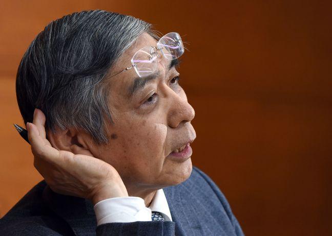 BOJ set to hold fire, Kuroda may miss price goal during his tenure