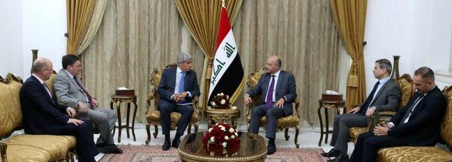 Iraq Seeks Balanced Ties With Iran, US