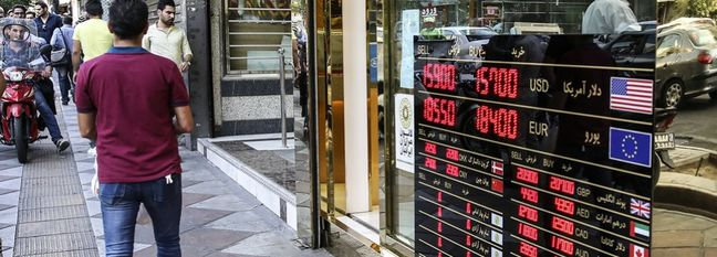 Iran: Forex Rates Rise to 8-Month High