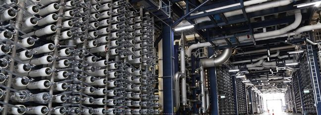 Hormozgan Desalination Capacity Is on Fast Track