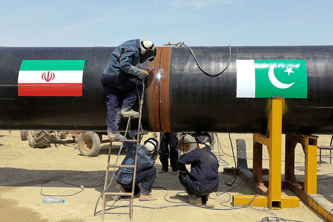 Pakistan to Resume Gas Pipeline Project Talks