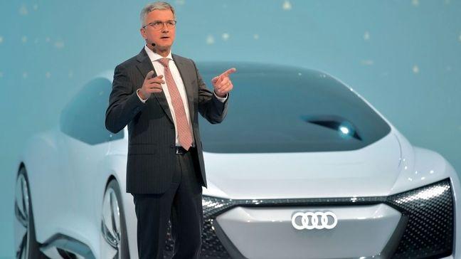 VW, Audi resume crisis talks after Audi CEO arrest: sources