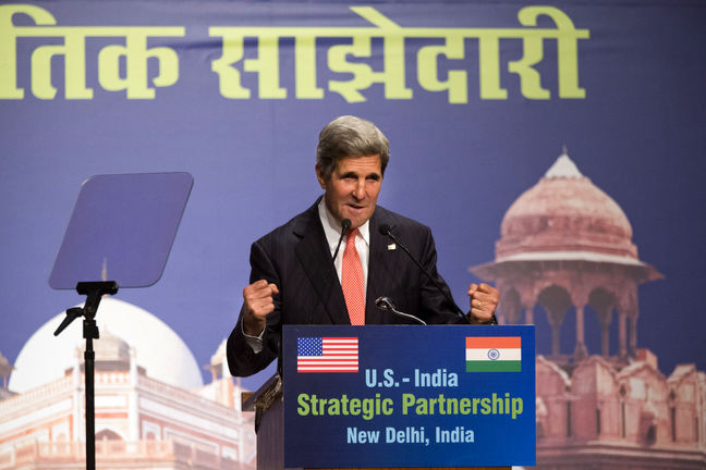 U.S., India to discuss business ties, tensions with Pakistan