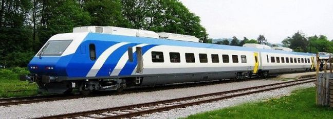 High-Speed Train Services Resume in Iran