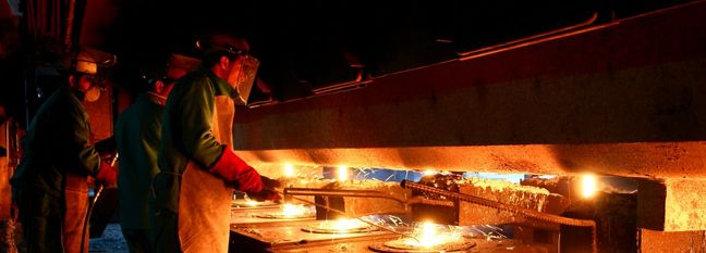 KSC Top Steel Exporter in H1