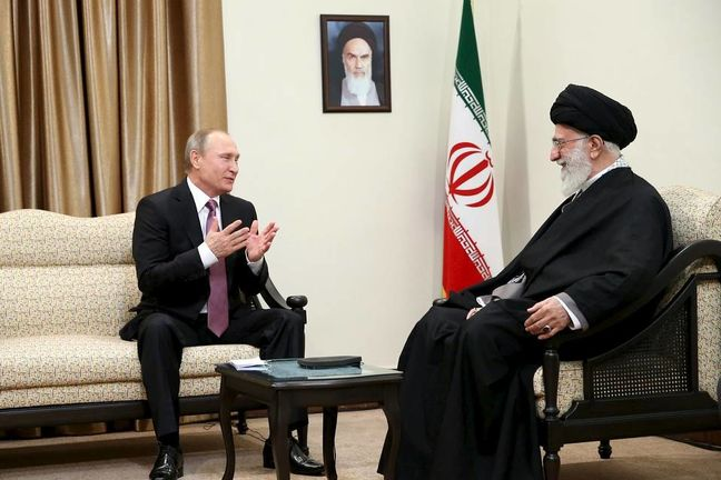 Trump Team Aims to Test Russia's Alliance With Iran