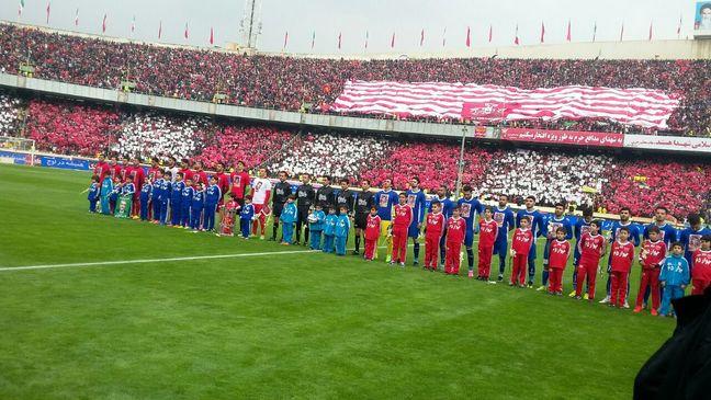 Esteghlal Wins Tehran's 84th Derby