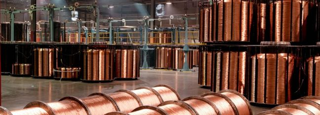 Iran's Copper Production Tops 1.1 Million Tons