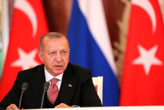 Erdogan Vows to Confront Opponents in Own Party