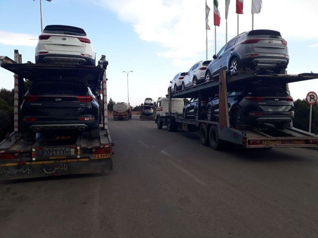 Twists and Turns Continue Over Car Imports in Iran