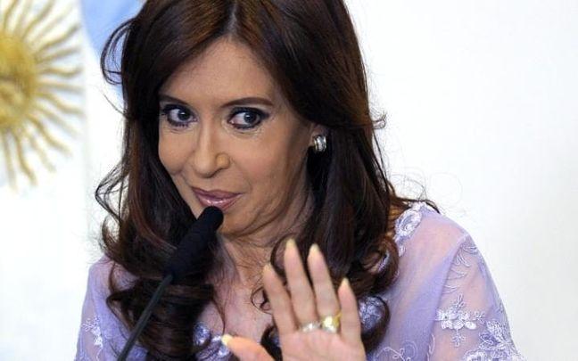 Fernandez Back in Argentine Politics as She Runs for Senate